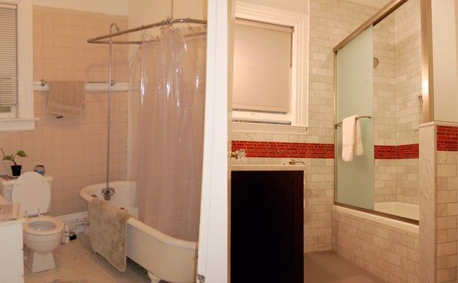 Best 9 Bathroom Remodel Ideas Before And After