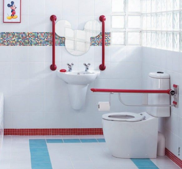 Kids' Bathroom Decor Ideas