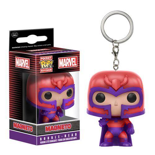 Marvel Pocket Pop! Keychain Magneto [X-Men]