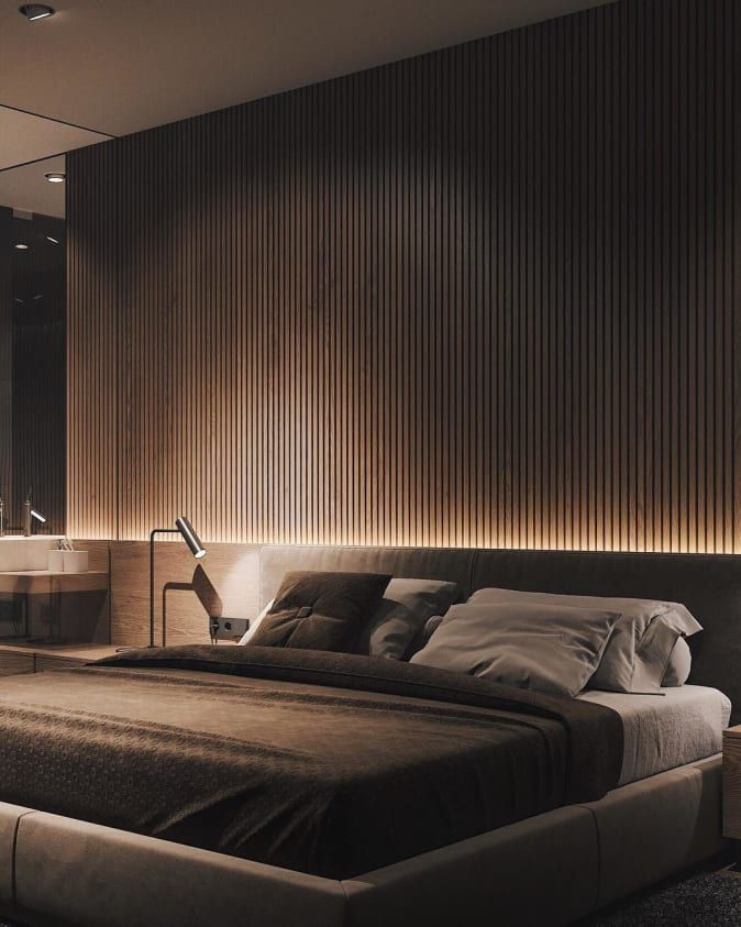Minimal Interior Design Inspiration 177 Minimalism Interior Condo Interior Design Luxury Bedroom Master Bedroom interior wall design