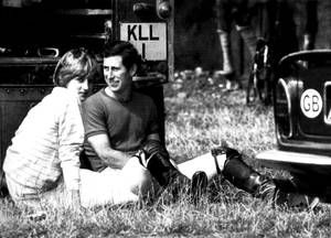 Lady Diana Spencer , Polo 1980
