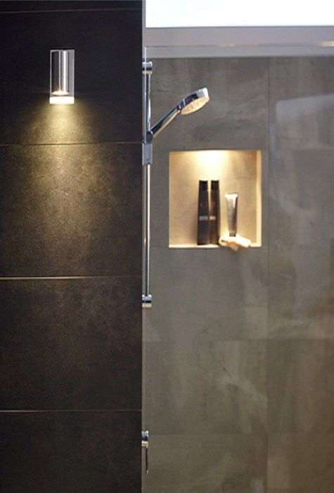 Images On The Krome shower range features the latest ultra slim contemporary trends in the Australian bathroom