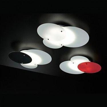 Πλαφονιέρα οροφής μοντέρνο φωτιστικό murano S2-0526