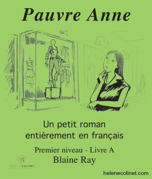 Aqui tienes toda mi programación para la unidad didáctica sobre la novela Pauvre Anne. Lo hice con 4 ESO durante las clases de francés.