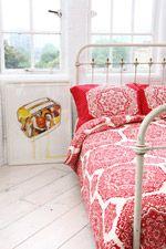 Raja - Housse de couette lit double chez Urban Outfitters