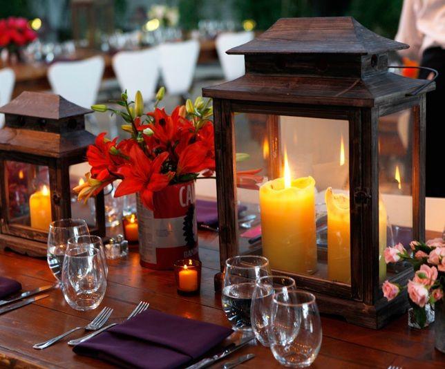 Best diy lantern images on pinterest candle lanterns