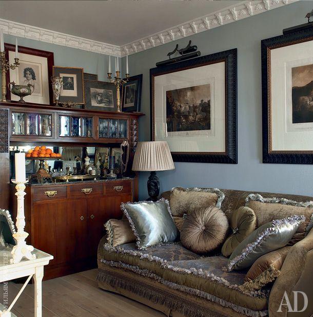 Квартира-шкатулка декоратора Анны Путиловой - Дизайн интерьеров   Идеи вашего дома   Lodgers