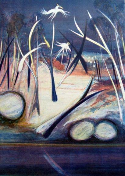Arthur Boyd ~ Bundanon Shore [Shoalhaven]