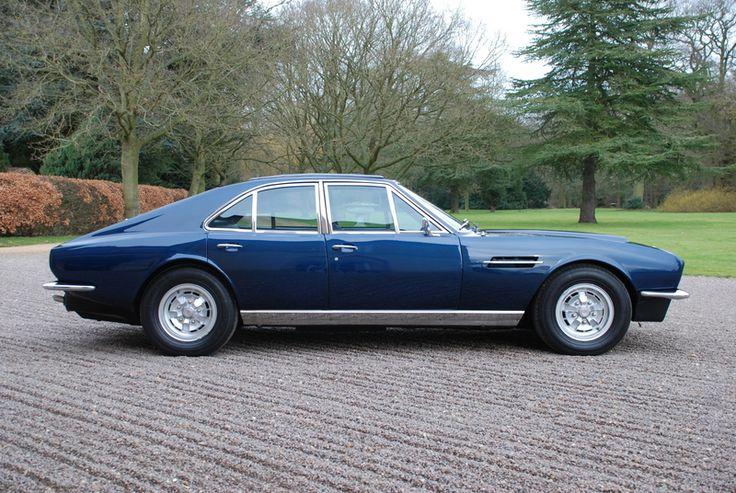 Aston Martin Lagonda 4 Prototype