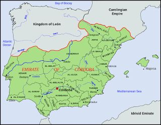 Unusual Historicals: My Characters Lived In Moorish Spain