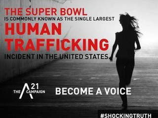 Human sex trafficking in the u s