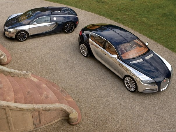Beau Bugatti Presents Bugatti 16 C Galibier Concept U2013 The Most Exclusive,  Elegant, And Powerful Four Door Automobile In The World. As The Climax Of  Its [.