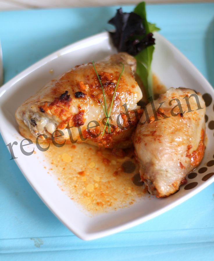 Dukan : poulet délicieusement épicé