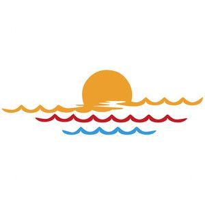 Silhouette Design Store: sunset