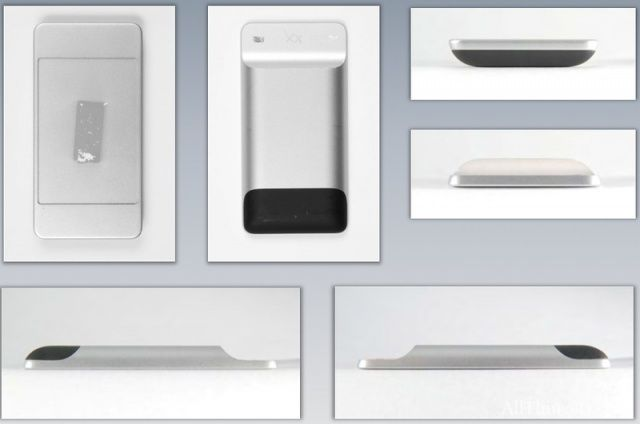 """On Saturday, though, in preparation for the start of today's trial, Apple released a new filing with dozens of sketches, prototypes and 3D models of early iPhone prototypes. We've seen some of them before, but a lot of them are new, and one thing that is abundantly clear is that back in 2006, Apple has already thought out every possible shape an iPhone could be."""