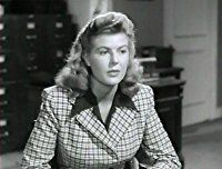 Rosemary La Planche in Federal Agents vs. Underworld, Inc. (1949)