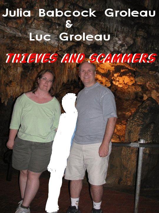 Ripoff Report | Julia Babcock Groleau and Luc Groleau Complaint Review Brossard, Quebec