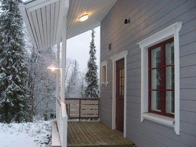 Holiday Stars High-quality semi-detached apartments Pulkka & Kelkka in Sallatunturi.