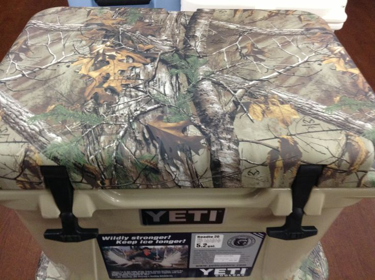 STORE The Outdoor Paradise | Pinterest | Yeti Cooler, Coolers and Camo