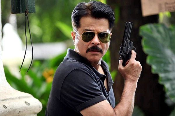 Anil Kapoor plays a tough cop who shoots down Manya Surve in Shootout at Wadala. Click on the image to see more...