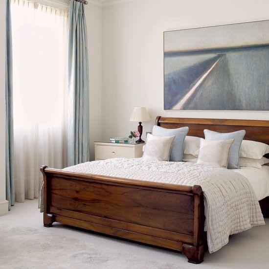 calming bedroom ideas | Calming bedroom | Relaxed bedroom designs | Image | housetohome