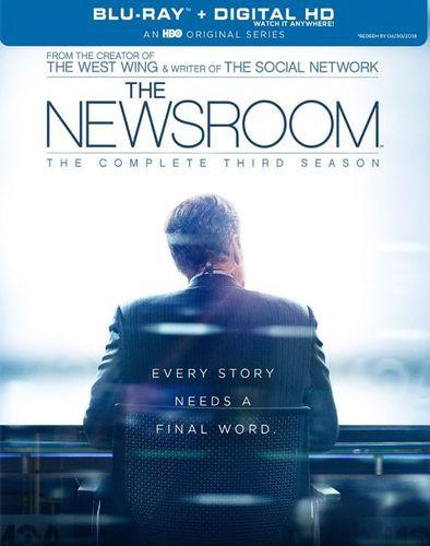 The Newsroom: The Complete Third Season [2 Discs] [Blu-ray]