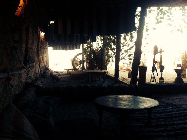 Beduin Tent