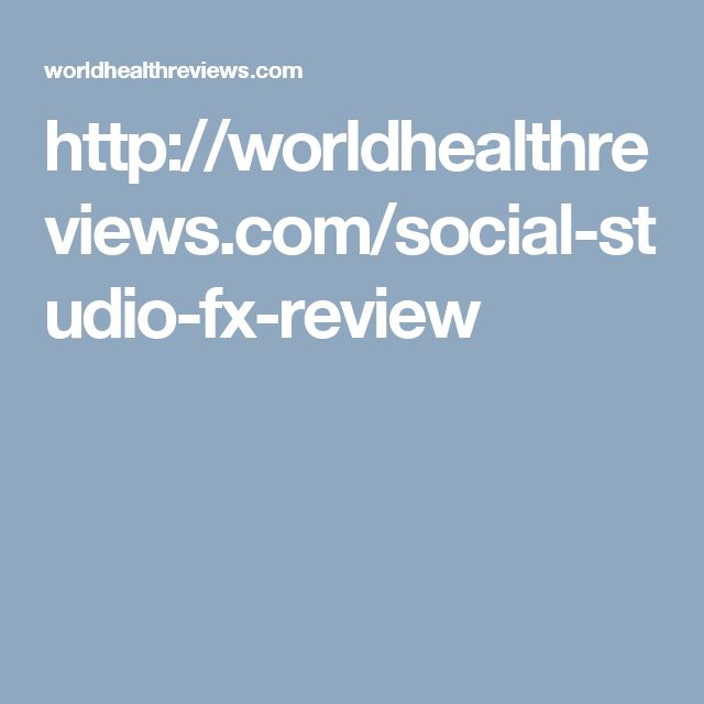 http://worldhealthreviews.com/social-studio-fx-review