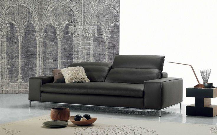 Sof de dise o 2 plazas alicante ambar muebles deco for Artemis muebles
