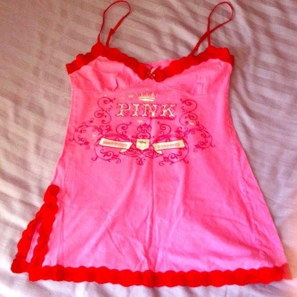 Victoria's Secret Pink Goodnight Gorgeous Cotton. PINK Victoria's Secret Intimates & Sleepwear