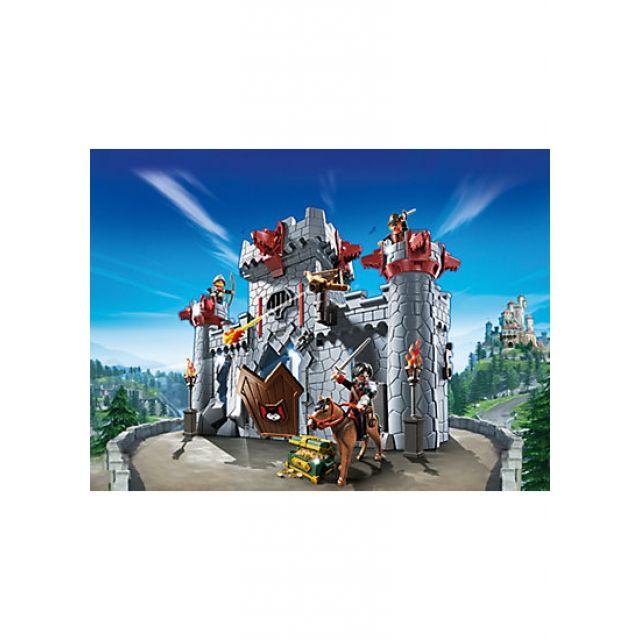 PLAYMOBIL 6697 Burg des Schwarzen Barons zum Mitnehmen