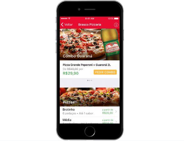 Pizza J� - Aplicativo para Pedir pizza