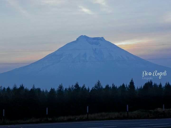 Amanecer,  Volcán Cotopaxi  Ecuador -  2013