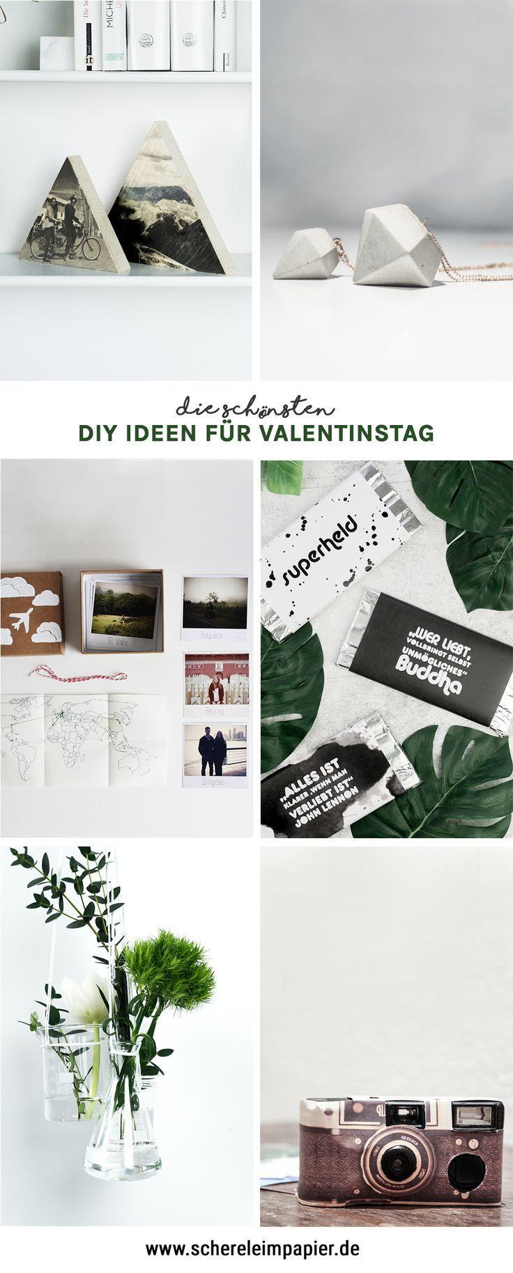 Valentinstag Geschenke Selber Machen Diy Ideen Für Die Liebe