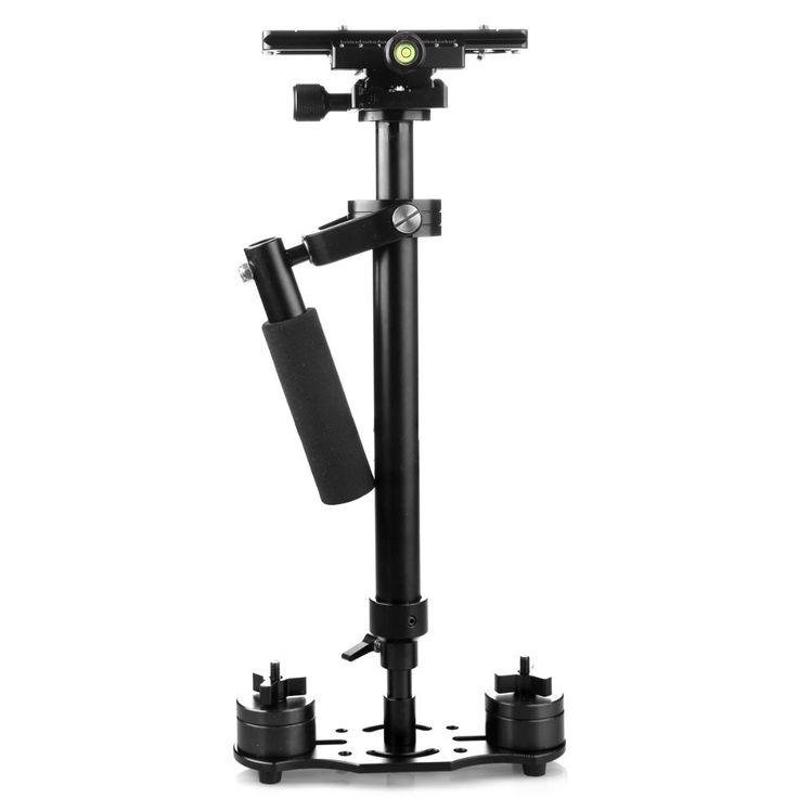 New S60 Steadycam S-60 + Plus 3.5kg 60cm  Aluminum Handheld Stabilizer Steadicam DSLR Video Camera Photography free shipping
