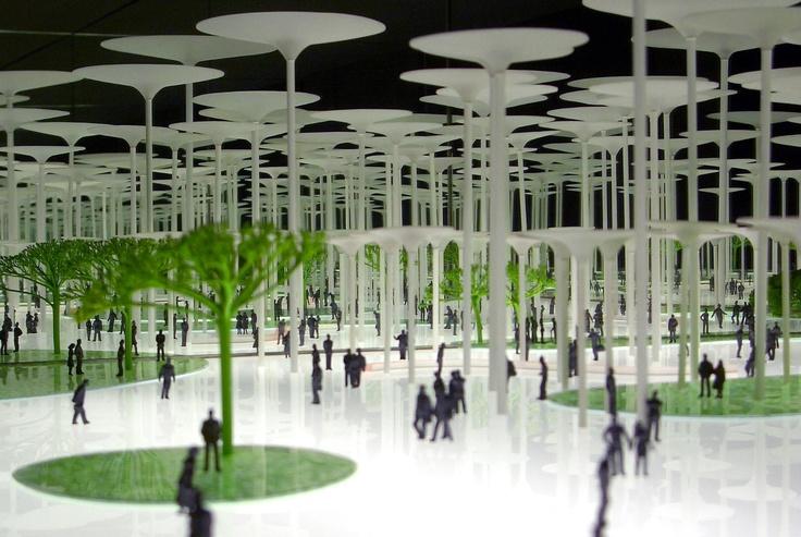 Bosco di Architettura by Andrea Branzi