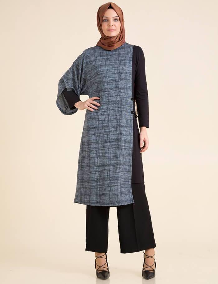 Kayra Tesettur Sik Tunik Modelleri Tunik Kiyafet Giyim
