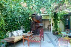 Patios y jardines: comer al aire libre | Oleo Dixit | El Blog de gastronomía de Guía Oleo.