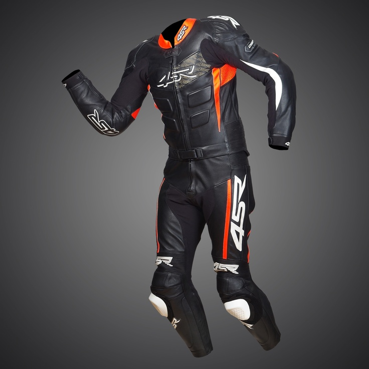 RR Edition Fluorescent Evo suit