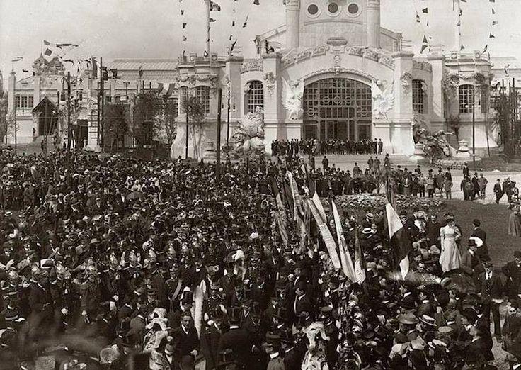Milano Fratelli Alinari  Inaugurazione dell'Esposizione Universale del 1906
