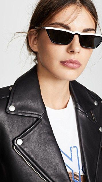 90564a807aa PR19US Ultravox Skinny Narrow Sunglasses in 2019