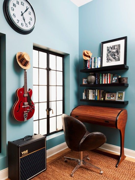 Guitar Display Design, Pictures, Remodel, Decor and Ideas