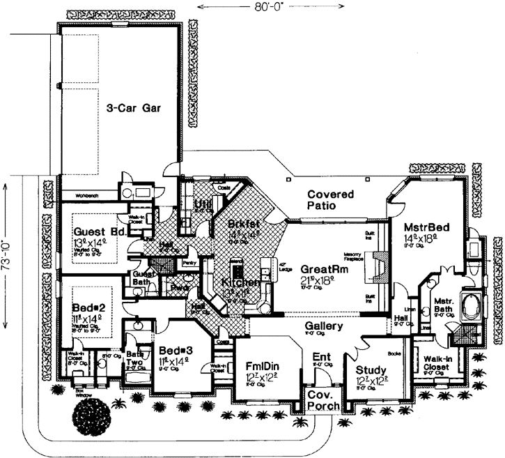 20 best images about house plans on pinterest house for Dream bathroom floor plans