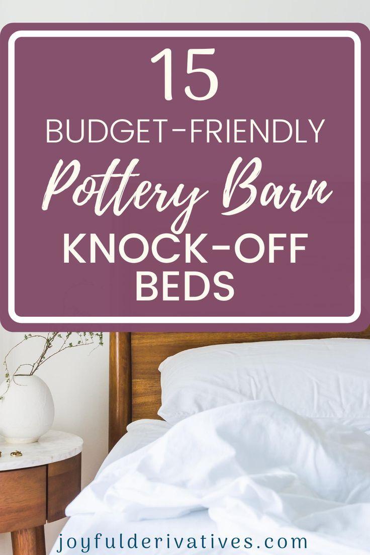 75 Affordable Modern Rustic Furniture Decor Pieces That Look Expensive Modern Rustic Furniture Rustic Furniture Decor Pottery Barn Bedding