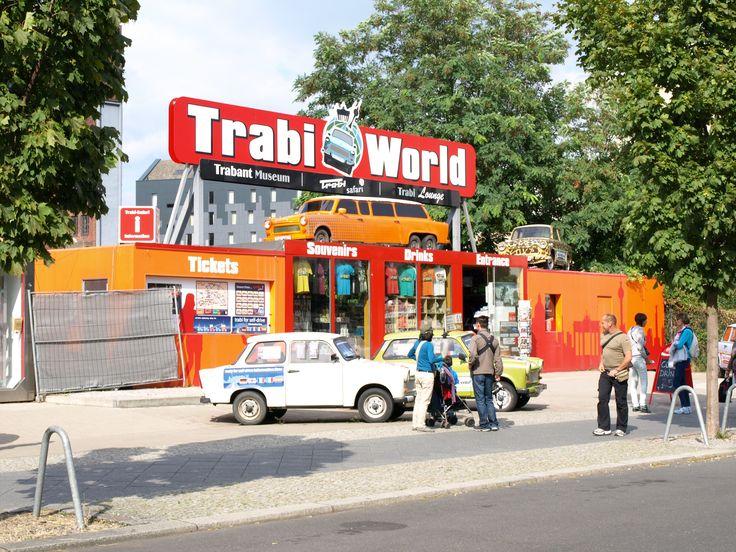 Legendárny Trabant z NDR oslavuje