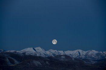 La Lune sera au plus près de la Terre ce lundi 14 novembre.