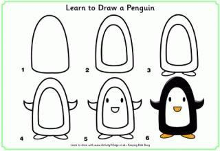 this link has tons of printables- Learn to Draw. Students could draw on one side and then write a story about it on the other side. :)