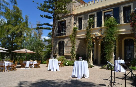 Finca Montemolar, Altea | Catering Cinco