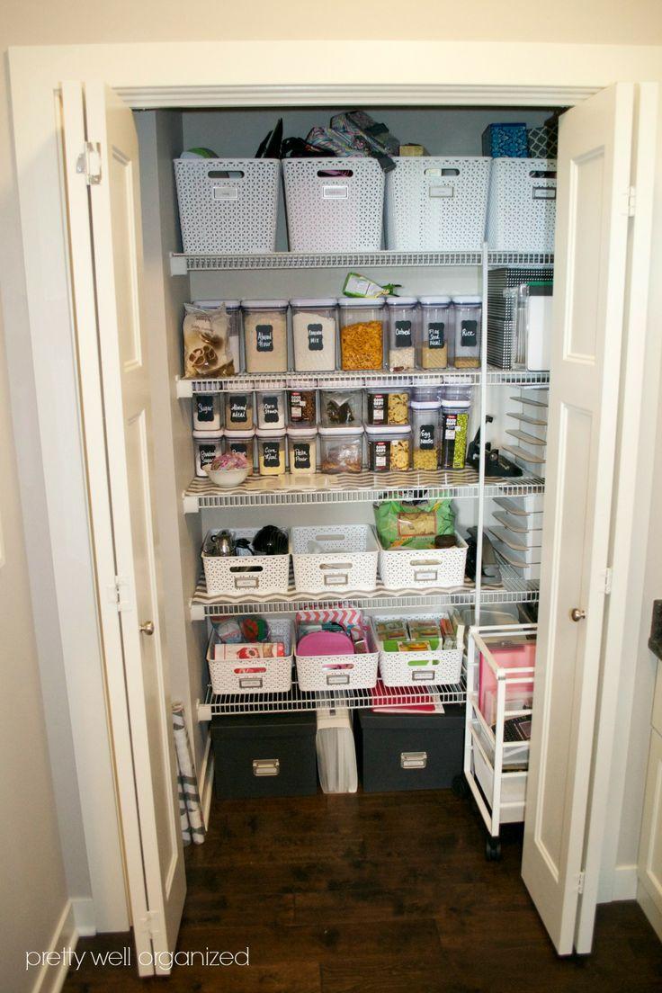 Oltre 1000 idee su organizzazione dispensa su pinterest ...