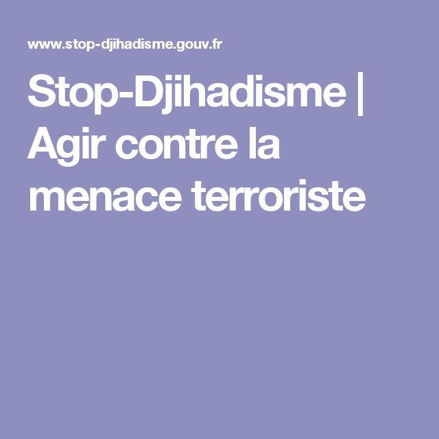 [À PARTAGER] Parce qu'il ne faut jamais baisser les bras face à la radicalisation, protégez vos proches de l'embrigadement djihadiste ! Une question ? Un doute ? Besoin d'aide ? Ne cédez pas à la fatalité et composez le numéro vert 0800 005 696. http://www.stop-djihadisme.gouv.fr/Stop-Djihadisme | Agir contre la menace terroriste